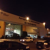 Photo taken at Aeropuerto Internacional de Guanajuato (BJX) by Francisco M. on 9/4/2012