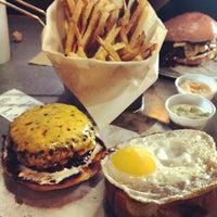 Photo taken at The Burger Guys by MoiseKapenda B. on 7/11/2012