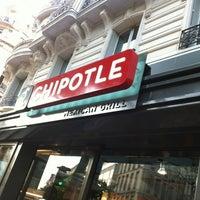 Photo prise au Chipotle Mexican Grill par Kay D. le5/29/2012
