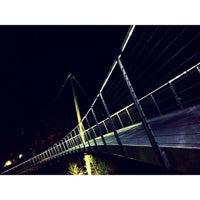 Photo taken at Liberty Bridge by Josh M. on 3/30/2012