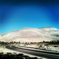 5/14/2012에 Ricardo V.님이 Sector PuroChile Km 26 Valle de Lluta에서 찍은 사진