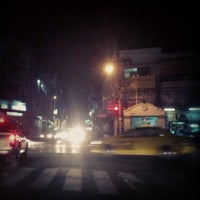 Photo taken at Onnut 17 Intersection by SoM m. on 7/30/2012