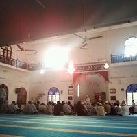 Photo taken at Thaqwa Masjid by Nithin R. on 2/18/2012