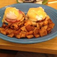 Photo taken at OC Surf Cafe by Christine on 9/10/2012