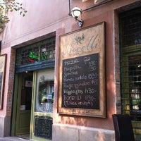 Photo taken at Bocelli Pizzeria Italia by Gyuri A. on 9/2/2012