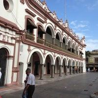 Foto tomada en Zócalo por David M. el 3/10/2012