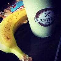 Photo taken at Scooter's Coffeehouse by Jaden M. on 4/27/2012