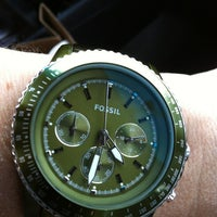 Photo taken at Fossil by Cam S. on 8/11/2012