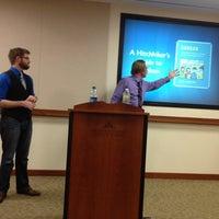 Photo taken at Greater Philadelphia Chamber Of Commerce by Brett S. on 4/24/2012