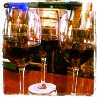 Photo taken at Va de Vi Bistro & Wine Bar by Mark M. on 4/14/2012