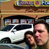 Photo taken at Compare Foods by Robbie L. on 4/17/2012