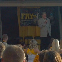 Photo taken at Fryfest by Craig S. on 9/7/2012