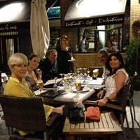 Photo taken at Trattoria Piccolo Mio by Jose P. on 7/20/2012