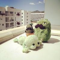 Foto tomada en El Hotel Pachá **** por maquita50 L. el 9/4/2012