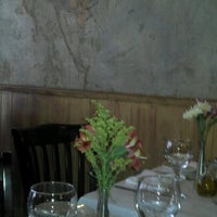 Photo taken at Boom Restaurant by Debra W. on 6/27/2012