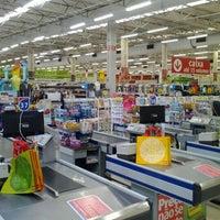 Photo taken at Extra Supermercado by Américo R. on 8/10/2012