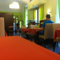 "Photo taken at Hotel Manes - Restaurace ""V Hotylku"" by Миша С. on 8/26/2012"