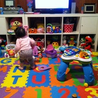 Photo taken at Juliet's Play Room by Jason M. on 3/9/2012