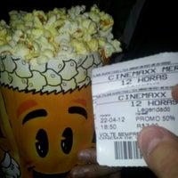 Photo taken at Cinemaxx by Rommel T. on 4/22/2012