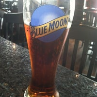 Photo taken at Blue Moon Pizza by Virginia on 8/31/2012