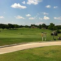 Photo taken at Elkins Lake Golf Course by Brad D. on 6/23/2012