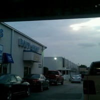 Photo taken at Park Cities Ford of Dallas by Edward B. on 7/2/2012