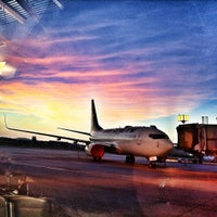 Photo taken at Victoria International Airport (YYJ) by Sean D. on 5/14/2012