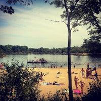 Photo taken at Menomonee Park by Jason R. on 6/29/2012