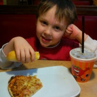 Photo taken at Fazoli's by Rachel O. on 2/22/2012