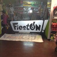 Photo taken at Fieston (Servicio para fiestas) by lady b. on 5/10/2012