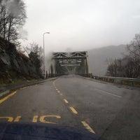 Photo taken at Ballachulish Bridge by Rene L. on 2/20/2012