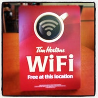 Photo taken at Tim Hortons by Nest M. on 6/29/2012