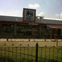Photo taken at Superindo Griya Bukit Jaya by Tubagusdio P. on 6/22/2012