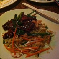 Photo taken at P.F. Chang's by Yadira R. on 8/31/2012
