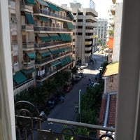 Photo taken at Athens Lotus Hotel by Stephen S. on 6/8/2012