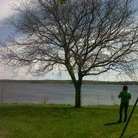 Photo taken at Kempenfelt Park by Travis B. on 5/10/2012
