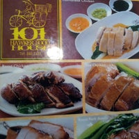 Photo taken at 101 Hawker Food House by Erwin P. on 6/9/2012