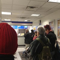 Photo taken at US Post Office by Stephanie H. on 4/9/2012