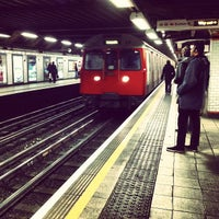 Photo taken at Euston Square London Underground Station by Ming Y. on 3/6/2012