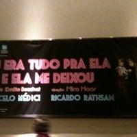 Das Foto wurde bei Teatro FAAP von Ana P. am 6/23/2012 aufgenommen