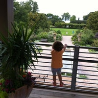 Photo taken at Olbrich Botanical Gardens by Mark A. on 8/12/2012