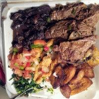 Photo taken at Oliveira's Steakhouse by Kari on 2/5/2012