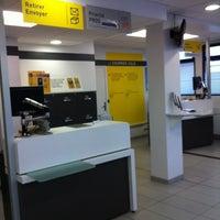 Photo taken at La poste by Jm K. on 4/24/2012