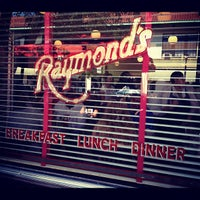 Photo taken at Raymond's by Amanda A. on 8/26/2012