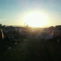 Photo taken at Coachella Car Camping by Renatissima on 4/23/2012