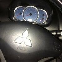 Снимок сделан в UST Pay Parking пользователем Justin I. 8/3/2012