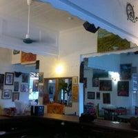 Photo taken at Veni Mangé by Anthony L. on 2/11/2012