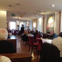 Photo taken at Café de Ville by Martin W. on 4/15/2012