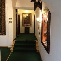 Das Foto wurde bei Hotel Goldener Hirsch von Alex am 7/30/2012 aufgenommen