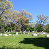 Photo taken at Avon Cemetery by Chris C. on 5/6/2012